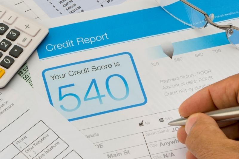 puntaje credito significado